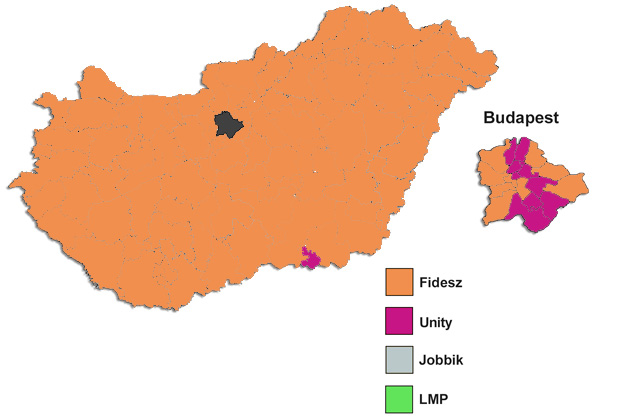 Hungary Elections 2014