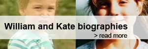 William and Kate biographies