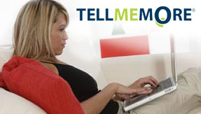 Tell me more: English lesson, lección de español, leçon de français